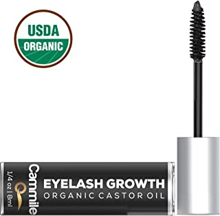 does castor oil work for eyelashes
