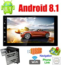 Binize Android 8.1 Universal Car Multimedia MP5 Player GPS Navigation 7