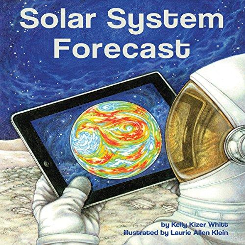 Solar System Forecast audiobook cover art