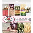 Reminisce Farm Scrapbook Collection Kit