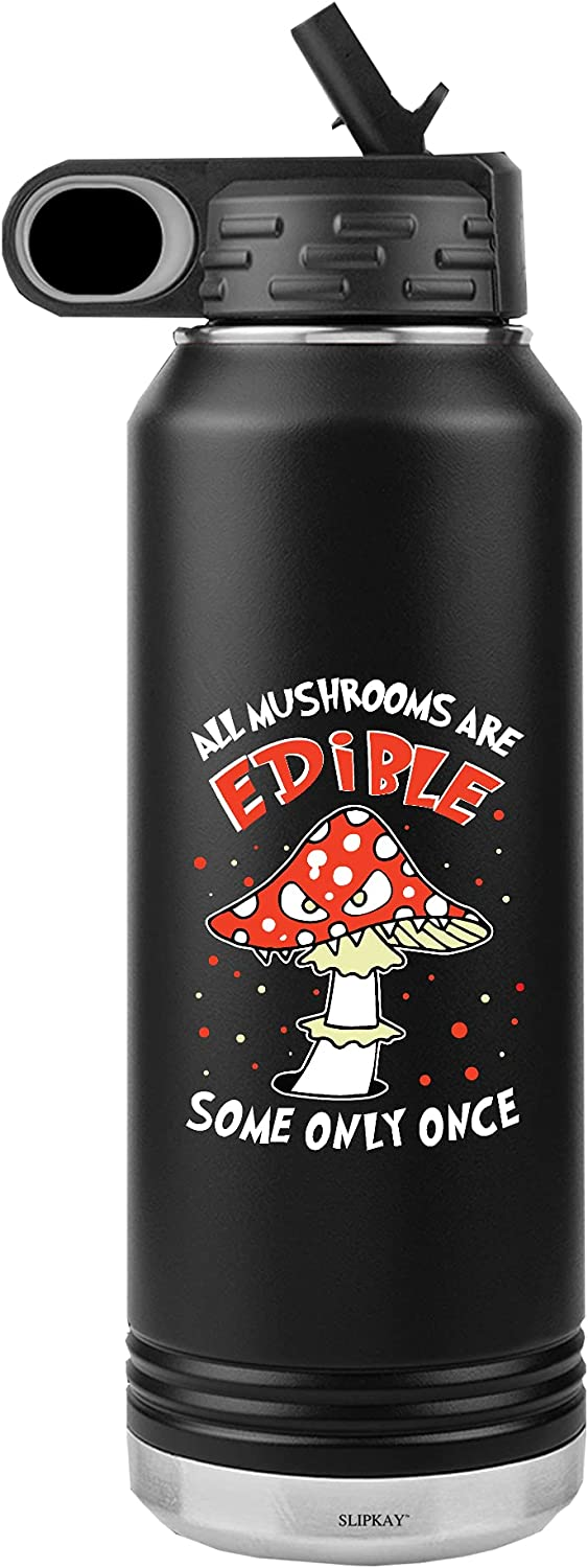 Mushroom Hunter All Mushrooms Are Max 54% OFF Edible Max 63% OFF Once Only Some Tumbler