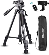 UBeesize 60-inch Camera Tripod, 5kg/11lb Load TR60 Load...