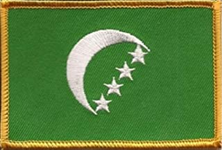 International Country Flag Patch 3.50