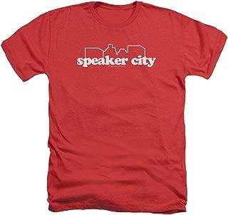 speaker city shirt