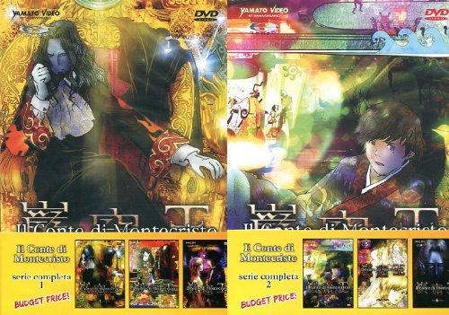 Il Conte Di Montecristo - Serie Completa (12 Dvd)