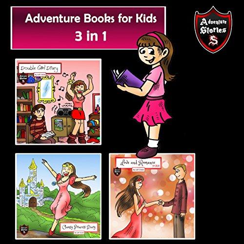 3 Adventure Stories for Children cover art