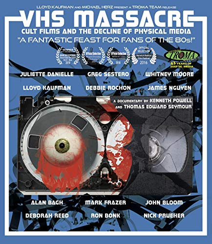 VHS Massacre (Blu-ray)