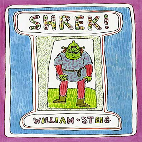 Shrek! audiobook cover art