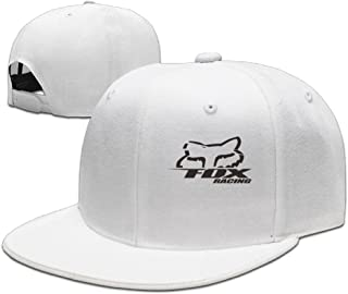 Evelyn C. Connor Fox-racing-logo-vector Snapback Baseball Caps Natural