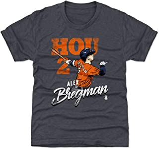 500 LEVEL Alex Bregman Houston Baseball Kids Shirt - Alex Bregman Team
