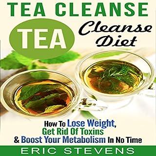 Tea Cleanse Diet audiobook cover art