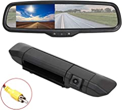 Best toyota tacoma rear view mirror Reviews