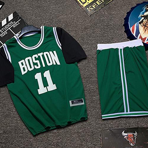 Z/A Brooklyn Nets Kyrie Irving # 11 Atmungsaktiv Und Schweißabsorbierend Basketball Uniform Anzug Stickerei Jersey Weste Gewohnheit DIY Jersey,M