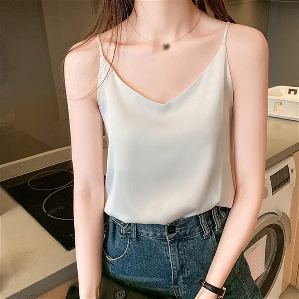 PDGJG Sleeveless Soft free and Comfortable Clothes excellence Knit Vest Bottomin