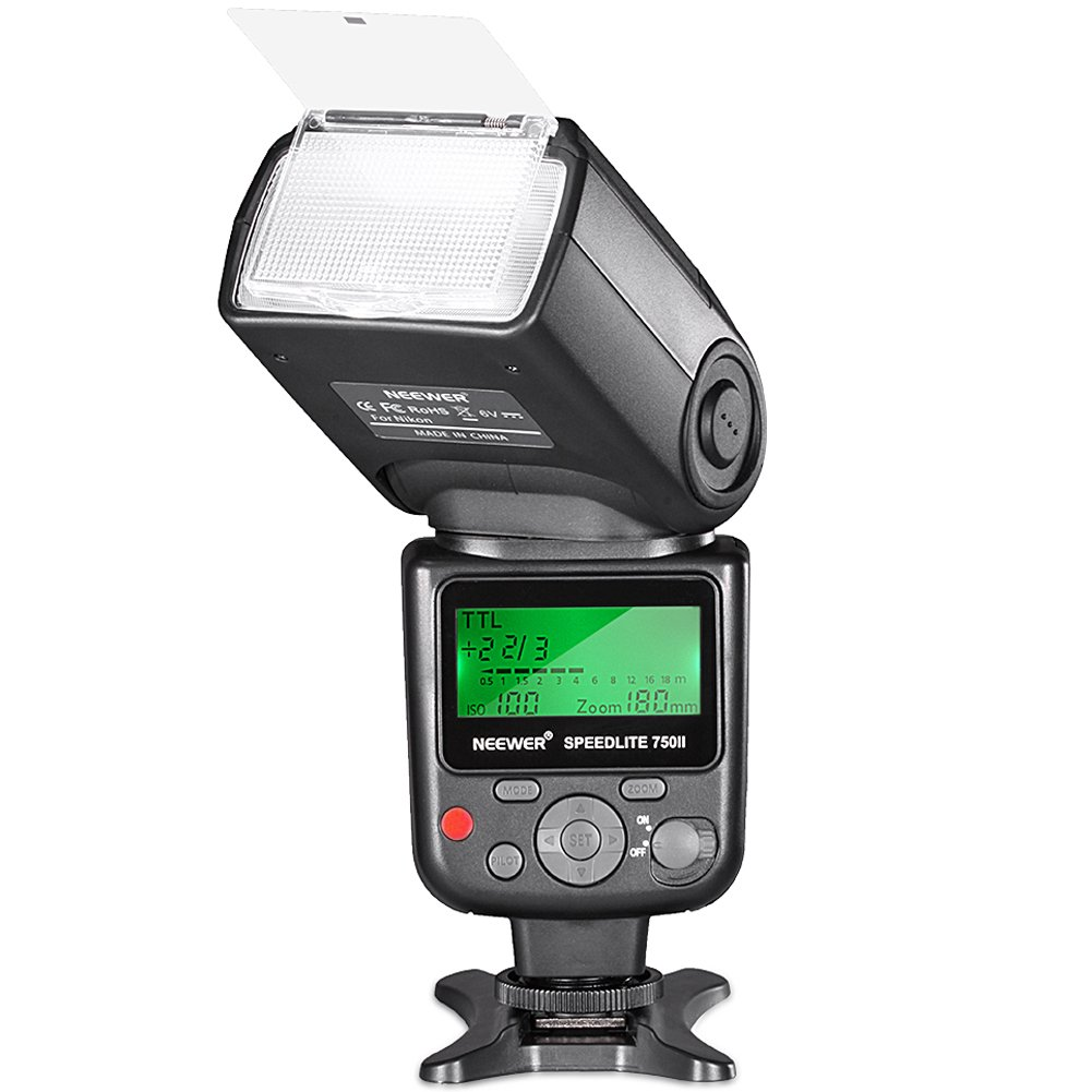Neewer 750II Speedlite Display Cameras