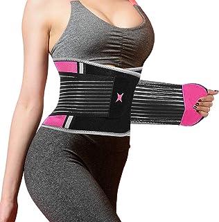 OMG/_Shop Waist Trainer Belt for Women and Men Neoprene Waist Trimmer for Weigh Loss Slimming Body Shaper Workout Girdle Slim Belly Band
