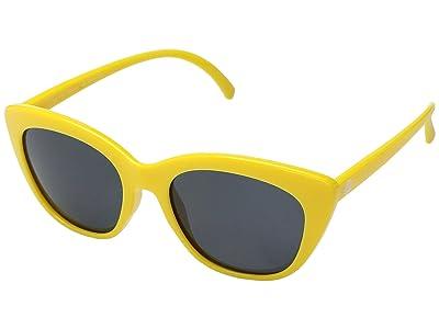 Sunski Mattinas Lifestyle Collection (Yellow/Slate) Fashion Sunglasses