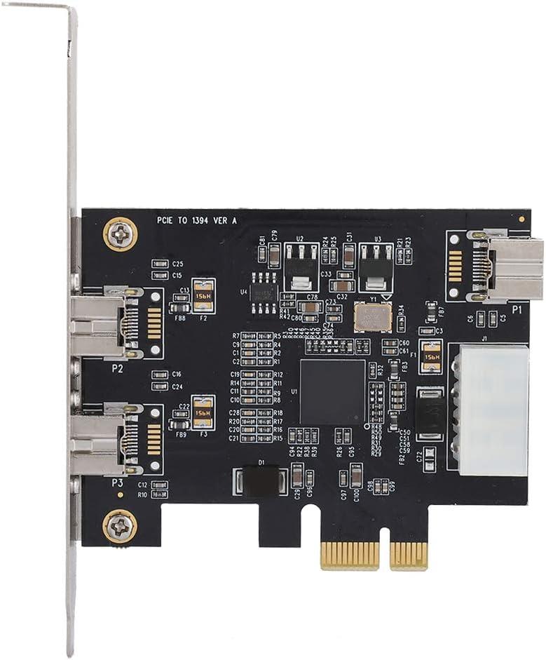 Video Card PCI E to 3-Port HD New product Acquisiti 1394B Washington Mall