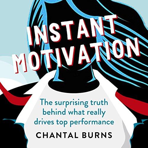 Instant Motivation audiobook cover art