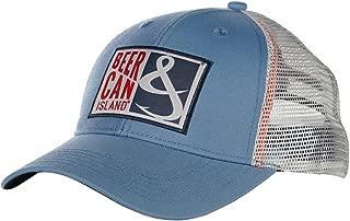 Hook & Tackle® Beer Can Island Cap   Performance Fishing Trucker Hat
