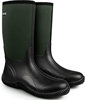 Hunting Boots - Waterproof, Insulated Boots, Fishing and Outdoor