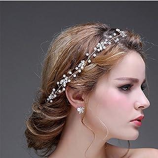 economico in vendita alta moda buon servizio Amazon.it: accessori acconciature sposa - Jovono ...
