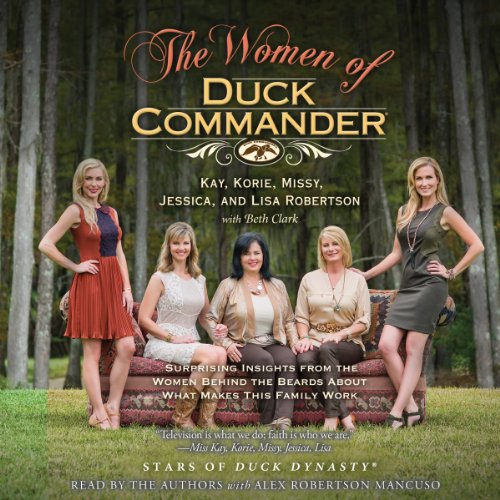 The Women of Duck Commander audiobook cover art