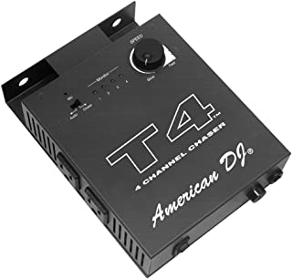 Best 4 channel light chaser controller Reviews