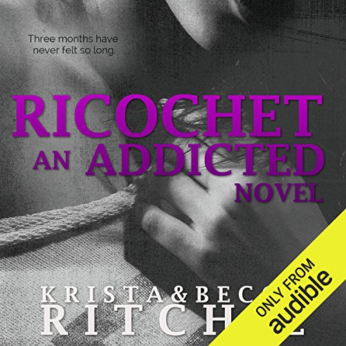 Ricochet audiobook cover art
