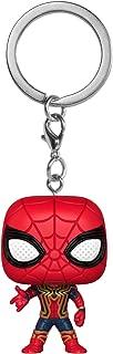 iron spider keychain