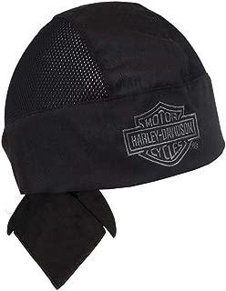 Harley-Davidson Air Flow Bar & Shield Black Head Wrap HW108030