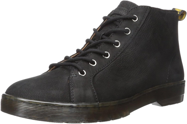 Dr. Martens Mens Coburg Black Ankle Boot
