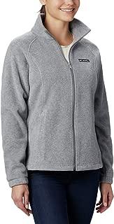 Women's Benton Springs Classic Fit Full Zip Soft Fleece...