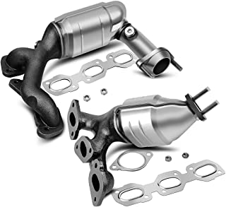 Catalytic Converters for 01-07 Ford Escape   01-06 Mazda Tribute   05-07 Mercury Mariner 3.0L V6 Bank 1 and Bank 2 (EPA Compliant)