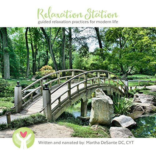 Relaxation Station audiobook cover art