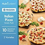 Nutrisystem® Italian Pizza Variety Pack, 10 Count (Frozen)