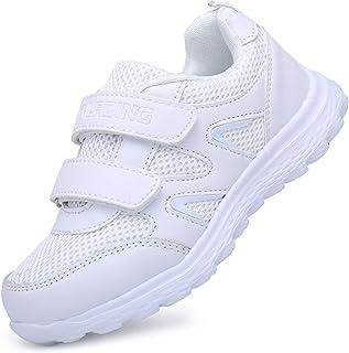 Vorgelen Zapatillas Deportivas para Unisex Niños Zapatillas de Correr Calzados de Running Niña Zapatos Ligero Transpirable...