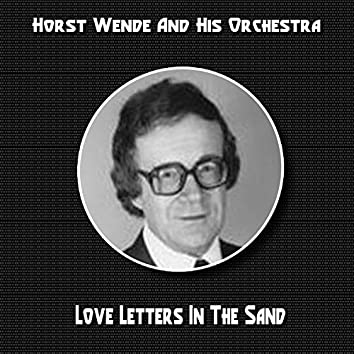 Love Letters in the Sand (Moderato-Foxtrot)