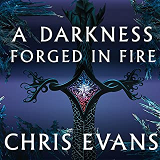 A Darkness Forged in Fire cover art