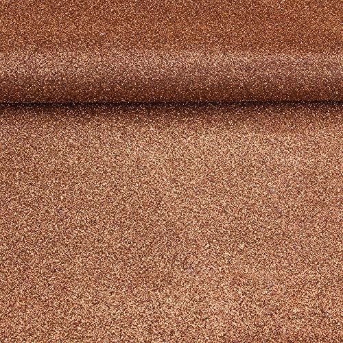 MUYUNXI Polipiel Cuero Artificial De Cuero para Tapizar Sofá Polipiel Silla Manualidades Cojines 138 Cm De Ancho Vendido por Metro(Color:marrón)