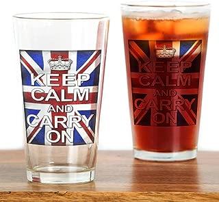 Best union jack pint glass Reviews