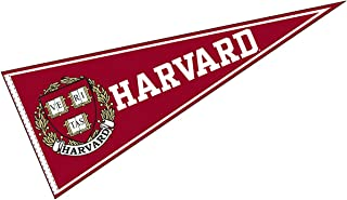 College Flags & Banners Co. Harvard Pennant Full Size Felt