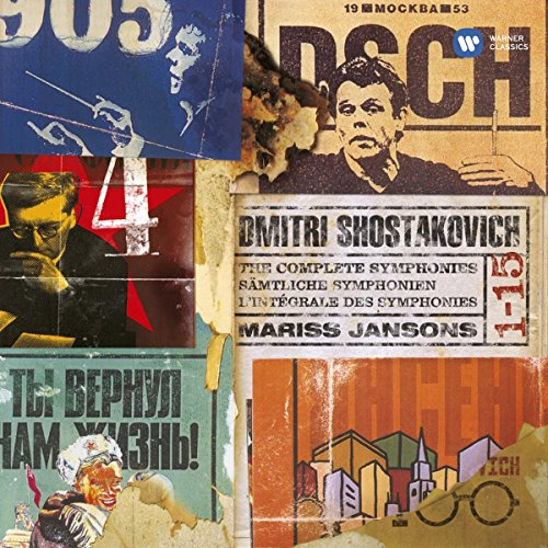 Complete Symphonies (Mariss Jansons)