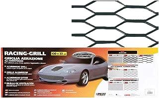 Lampa 04581 Racing Grill Griglia Satinata 100 x 33 cm