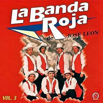 La Banda Roja de Jose Leon, Vol. 3