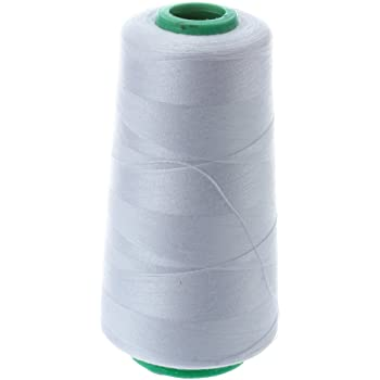rosenice – Bobina de hilo de coser de algodón para máquina de ...