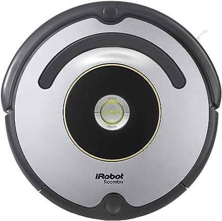 iRobot Roomba 615 - Robot aspirador para suelos duros y alfombras, con tecnología Dirt Detect