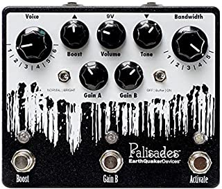 earthquaker palisades pedal