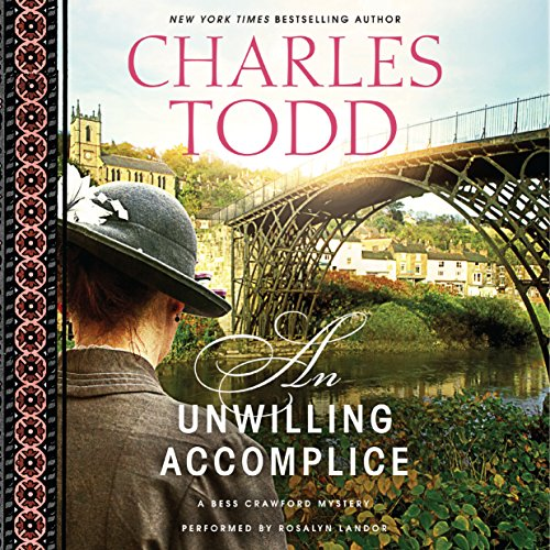 An Unwilling Accomplice audiobook cover art