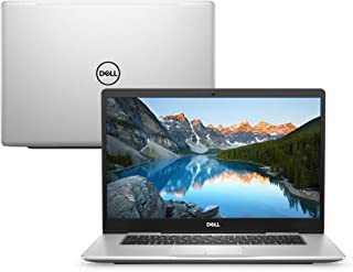 "Notebook Dell Inspiron Ultrafino i15-7580-M10S 8ª Geração Intel Core i5 8GB 1TB Placa Vídeo 2GB 15.6"" Full HD Windows 10 McAfee"